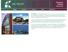 Tablet Preview of aknorth.co.uk